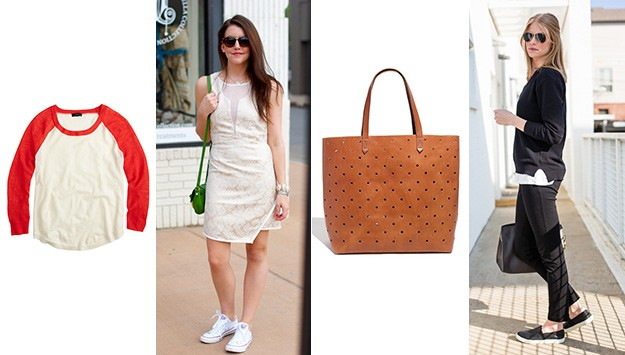 The trend report: Get sporty