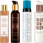 10 sunless tanners for the perfect faux glow