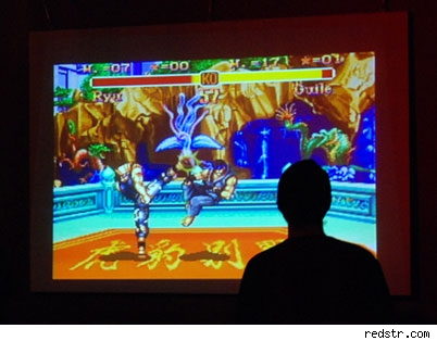 Street Fighter 2 Tournament