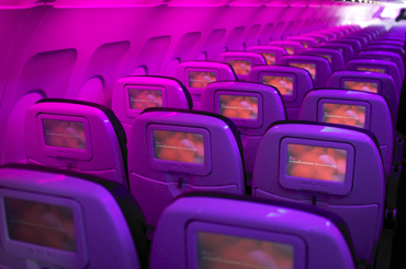 Virgin America In-Flight Internet Details