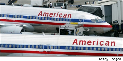 American Airlines Wi-Fi