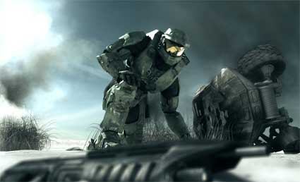 'Halo 3' Reviews Are Thumbs Up Across the Web
