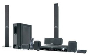 Panasonic SC-PT950 Wireless Home Theater