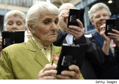 Half of Women and a Quarter of Seniors Play Video Games