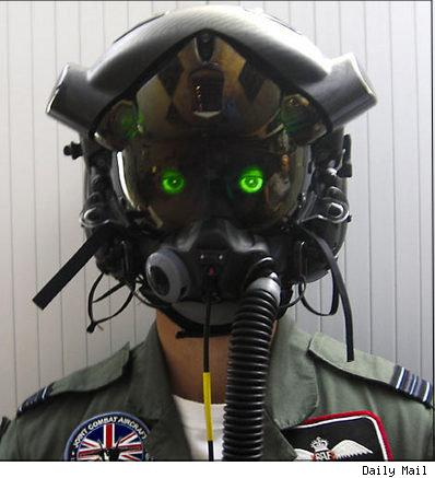 New Helmet Gives Pilots Terminator Like X-Ray Vision
