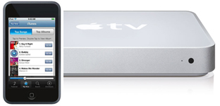 iPhone + Apple TV