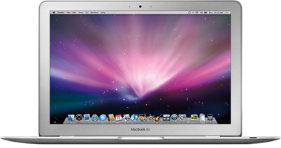 MacBook Air Hacked in Under Two Minutes