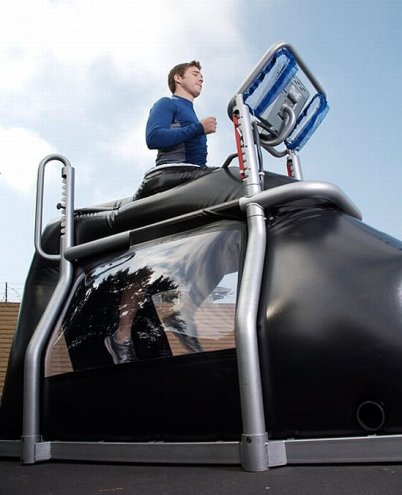 FDA Approves Alter-G Anti-Gravity Treadmill