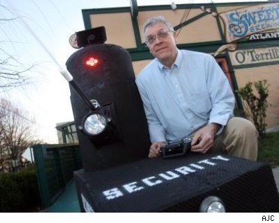 Atlanta Man Unleases Robo-Vigilante on Neighborhood