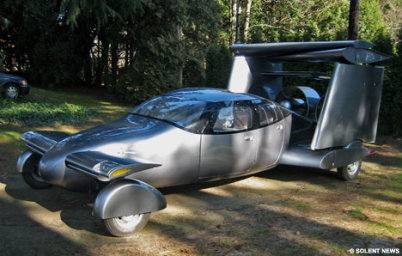 Could This Flying Car be for Real?