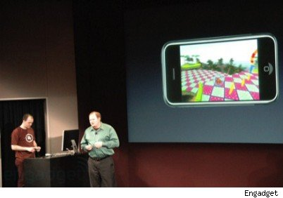 Piles of Games and Apps Coming to iPhone