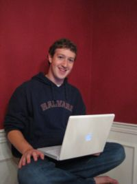 Mark Zuckerberg, Facebook CEO, World's Youngest Billionaire