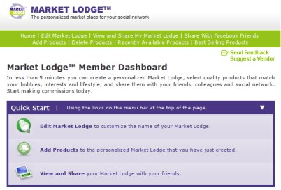 Market Lodge Lets You Sell Things to Your Facebook Friends