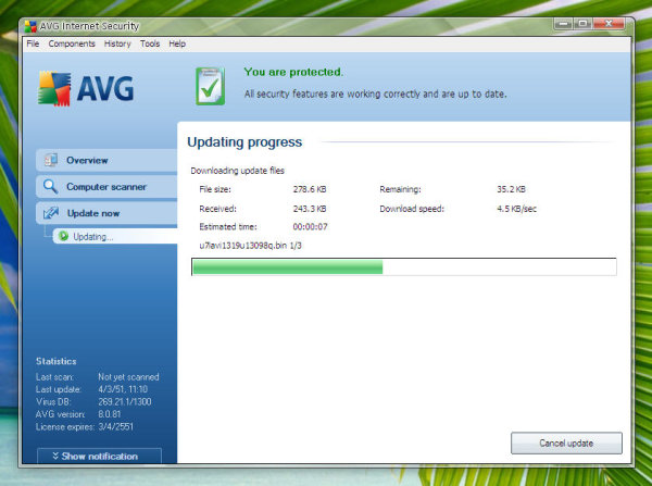 Switched Download: AVG Free Anti-Virus