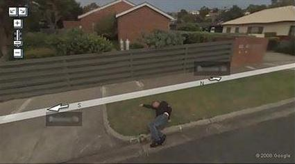 Street View Launches Down Under; Drunken Aussies Protest