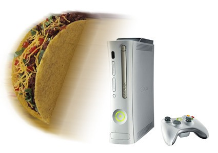 Cretin Slaps Mom With Taco Over Xbox