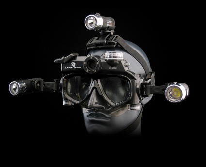 Reasonably Priced HD Video Dive Masks Unveiled at CES