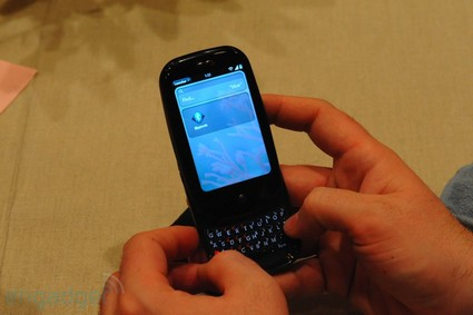 Palm Shows New Life with Pre Smartphone