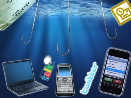 Phishing Scams, internet, mobile phones email scams