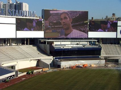 new york yankees stadium pictures. Although New York Yankees fans