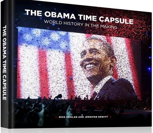 Customizable Obama Book Lists You as Author