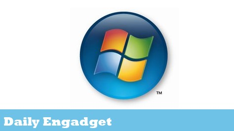 The Daily Engaget: Vista SP2 Now Available, Palm's Centro Successor