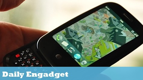 The Daily Engadget: Palm's Pre Reviewed, iPod Competitor Admits Defeat