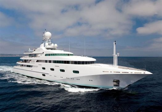 Expensive Yachts Get More Expensive to Fend Off Pirates