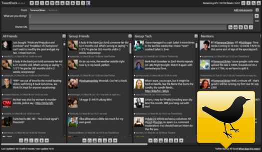 Categorize and Sync Your Twitter Pals with TweetDeck