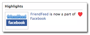 Facebook Snatches Up FriendFeed