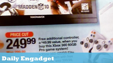 The Daily Engadget: Xbox 360 Price Cut All but Confirmed, BlackBerrys Getting Better Browser?