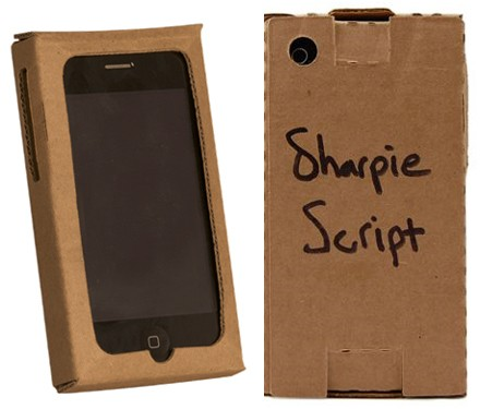 99 Cent iPhone Case Made From Recycled Cardboard