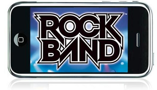 [MU] Rock Band iPhone iTouch