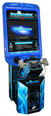 'Textminator' Brings the Excitement of SMS to the Arcade