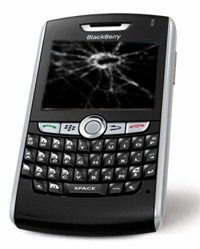 BlackBerry Suffers Yet Another E-Mail Outage