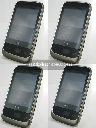 HTC's Touch.B gets demonstrated, featurephone status confirmed