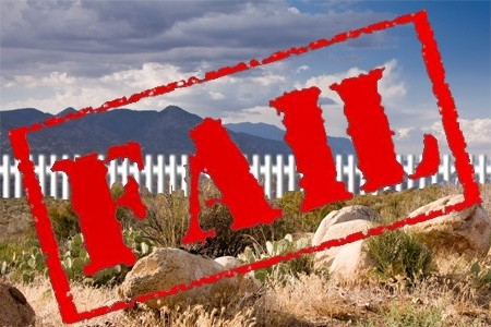 Virtual Border Fence May Be Canceled