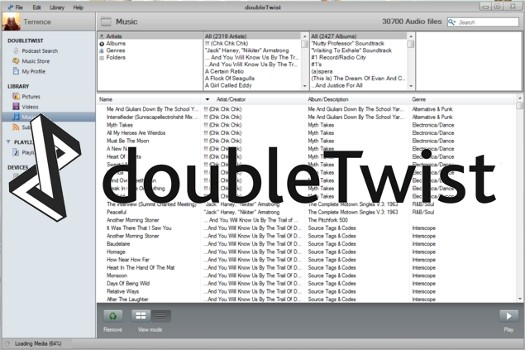 DoubleTwist Syncs iTunes With Your Non-iPod Devices