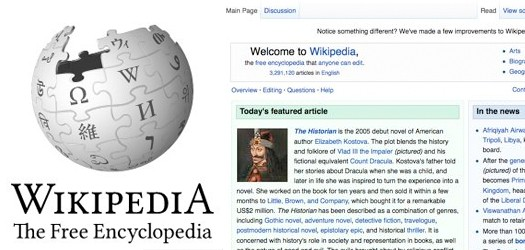Wikipedia Gets a Redesign