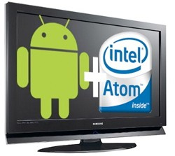 Google and Intel TV