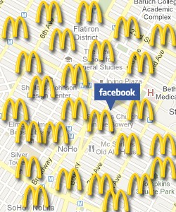 McDonalds on Facebook