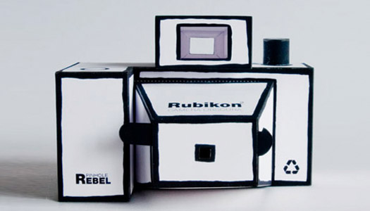 Rubikon Pinhole Rebel by Jaroslav Jurica