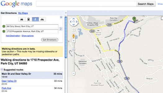 woman sues google after walking directions lead her across a busy highway