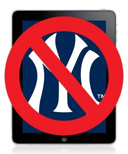 yankee ipad ban