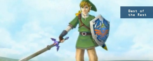 Link Not a Lefty