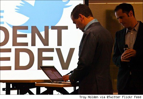Dmitry Medvedev Sends First Tweet