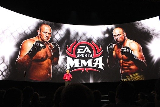 EA: MMA Fighting