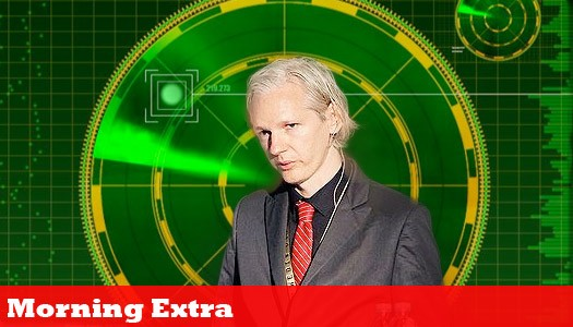 hunting julian assange