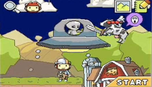 screenshot from new scribblenauts trailer