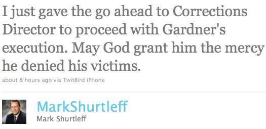 tweet by mark shurtleff